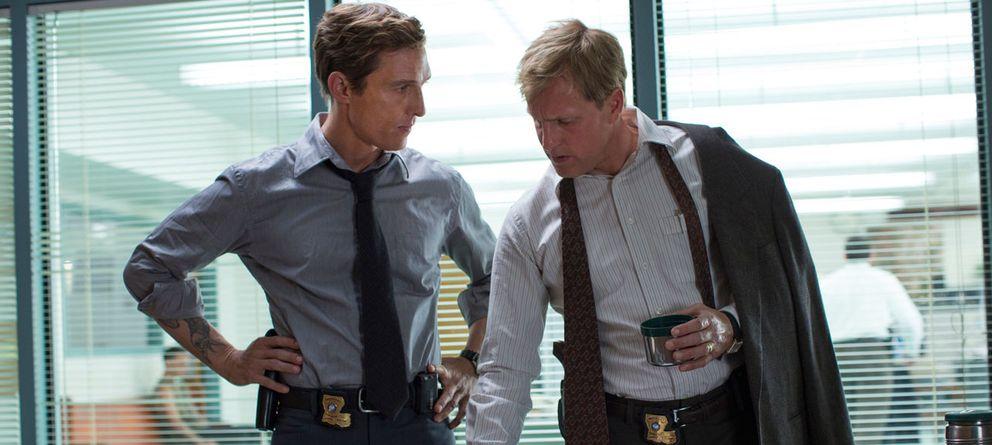 Foto: Fotograma de 'True Detective', el fenómeno televisivo del año