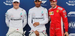 Post de GP de Francia: Pole para Hamilton con Sainz séptimo y Alonso 16º