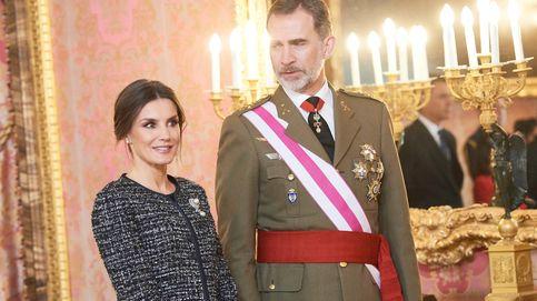 Álbum: la complicidad de los reyes (y el vestido de Margarita Robles)