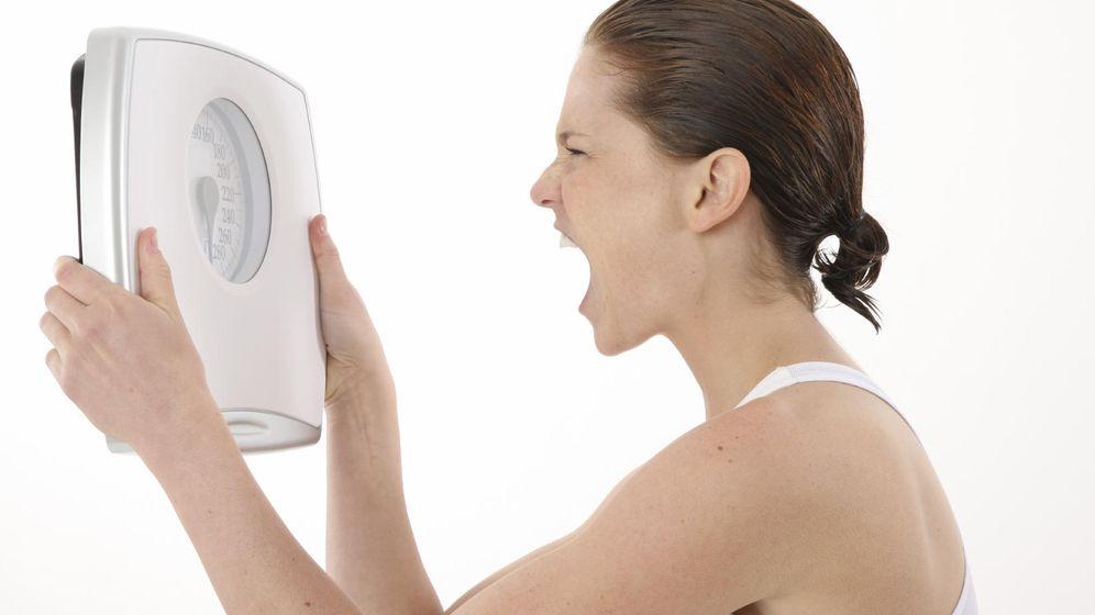 Foto: Esta mujer no sabe que no se pierde peso en un día. (iStock)