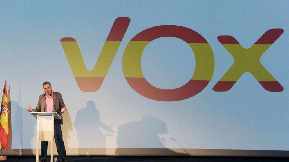 Foto: Compartir nombre con un partido político toca las narices a los diccionarios VOX (EFE/ALF)