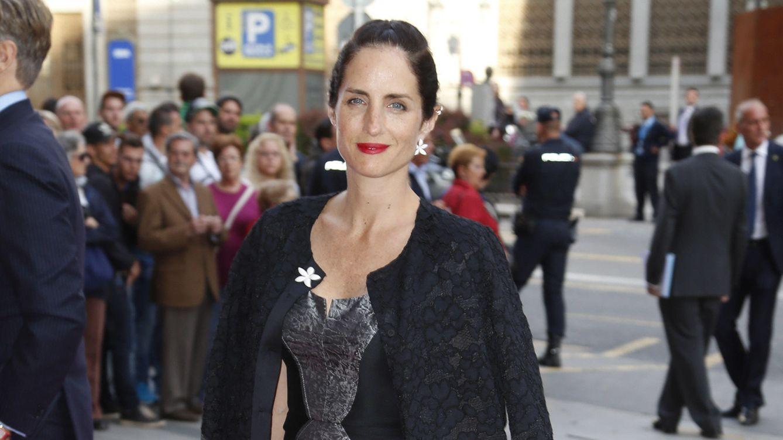 Foto: Carolina Adriana Herrera en Madrid, en una imagen de archivo (Gtres)