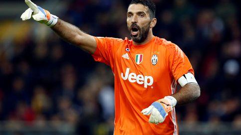Italia y la Juventus miman a Buffon como el Madrid no hizo con Casillas