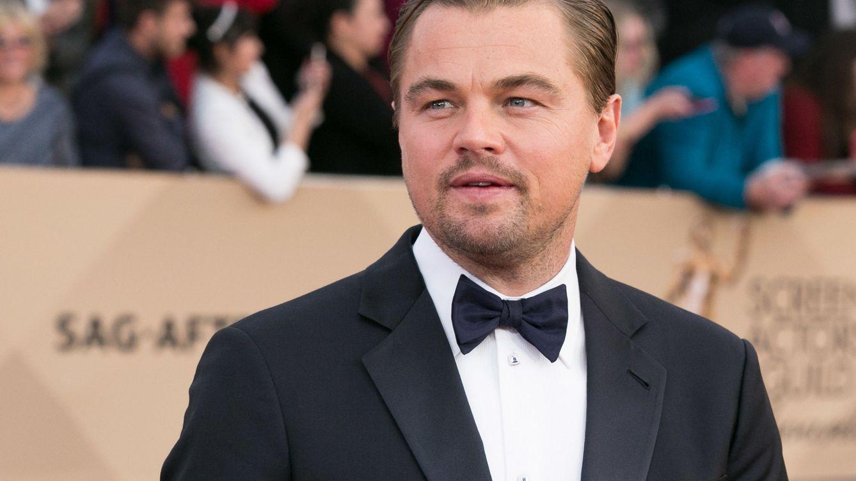 Foto: Leonardo DiCaprio en los premios SAG (Gtres)