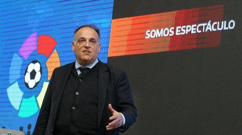 Tebas, investigado por Hacienda en un posible fraude de cinco millones de euros