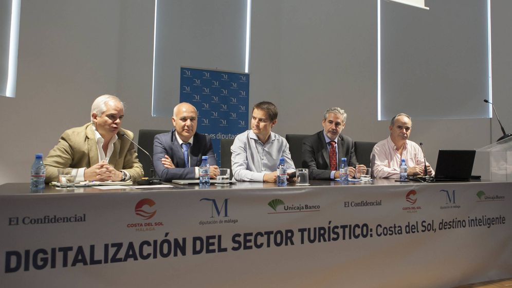 Foto: Foro de digitalización del sector turístico