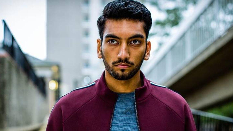 El actor Nabhaan Rizwan. (Filmin)