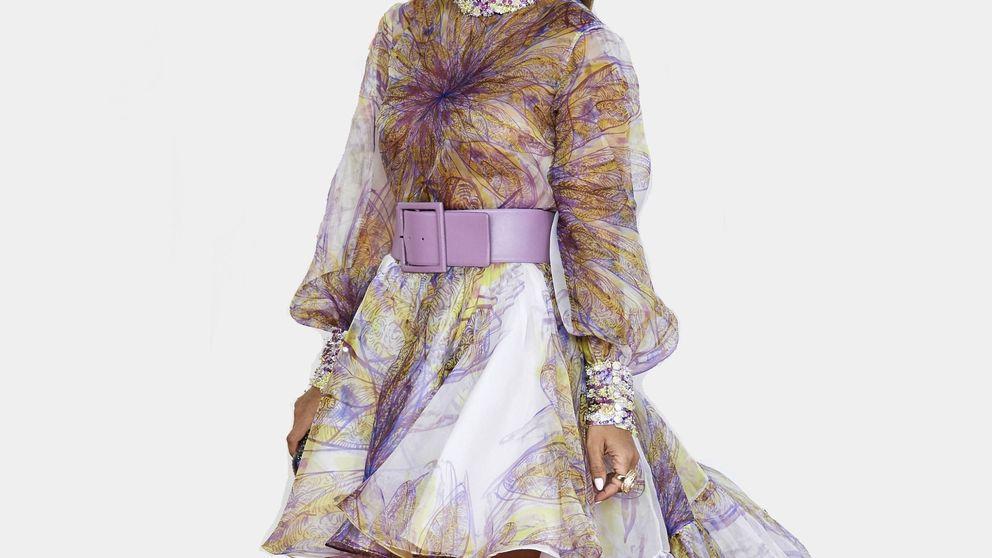 El traje de Paula Echevarría con el que perderás una talla es de Bershka