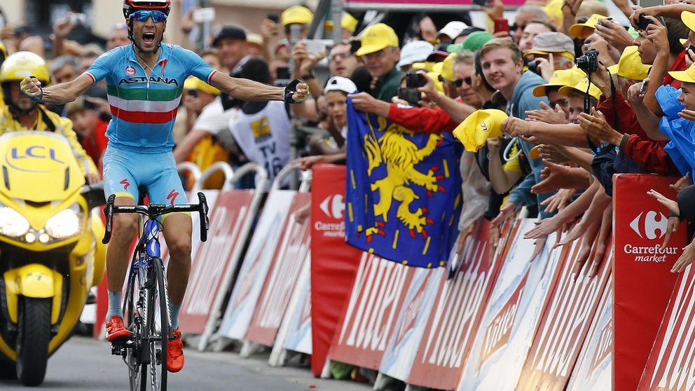 Nibali desquicia a Froome con su ataque: No fue una actitud deportiva