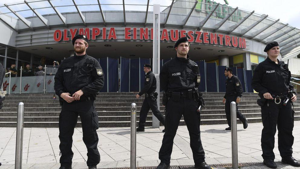 Los alemanes descubren que tampoco están a salvo ante el terror