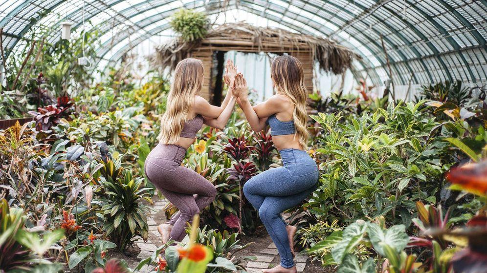 Foto: El yoga, sus beneficios... y todas las firmas de ropa que necesitas para practicar este deporte. (Imagen: Cortesía)