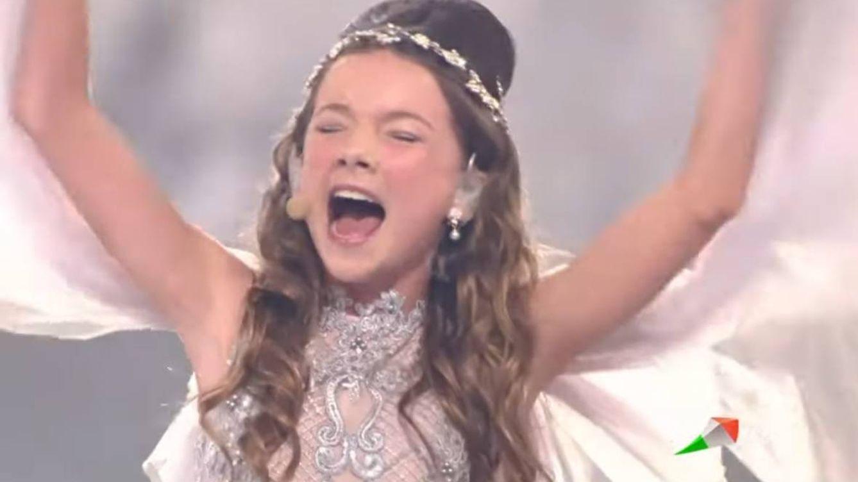 Foto: Anna Kearney, representante de Irlanda en 'Eurovisión 2019'. (RTVE).