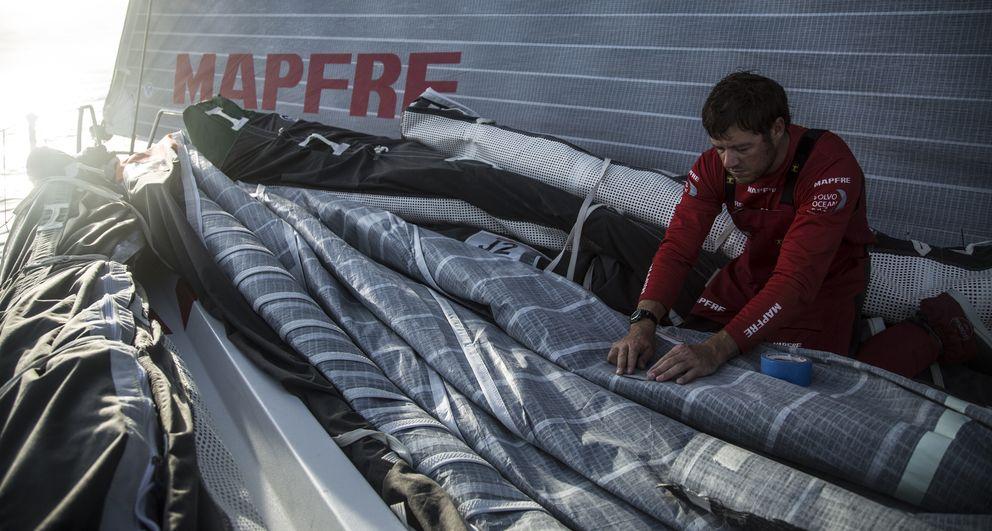 Los siete magníficos que ponen acento español a la Volvo Ocean Race