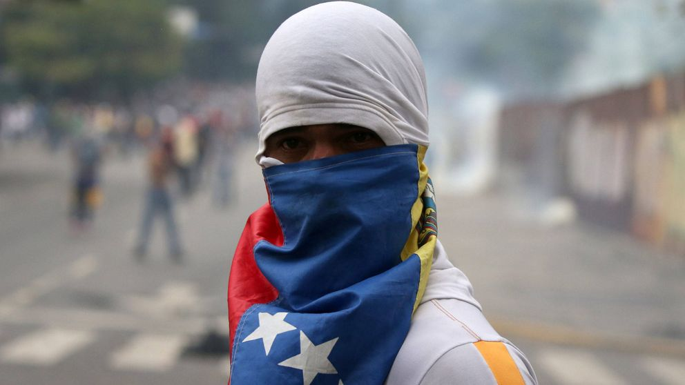 Las violentas protestas que sacuden Venezuela