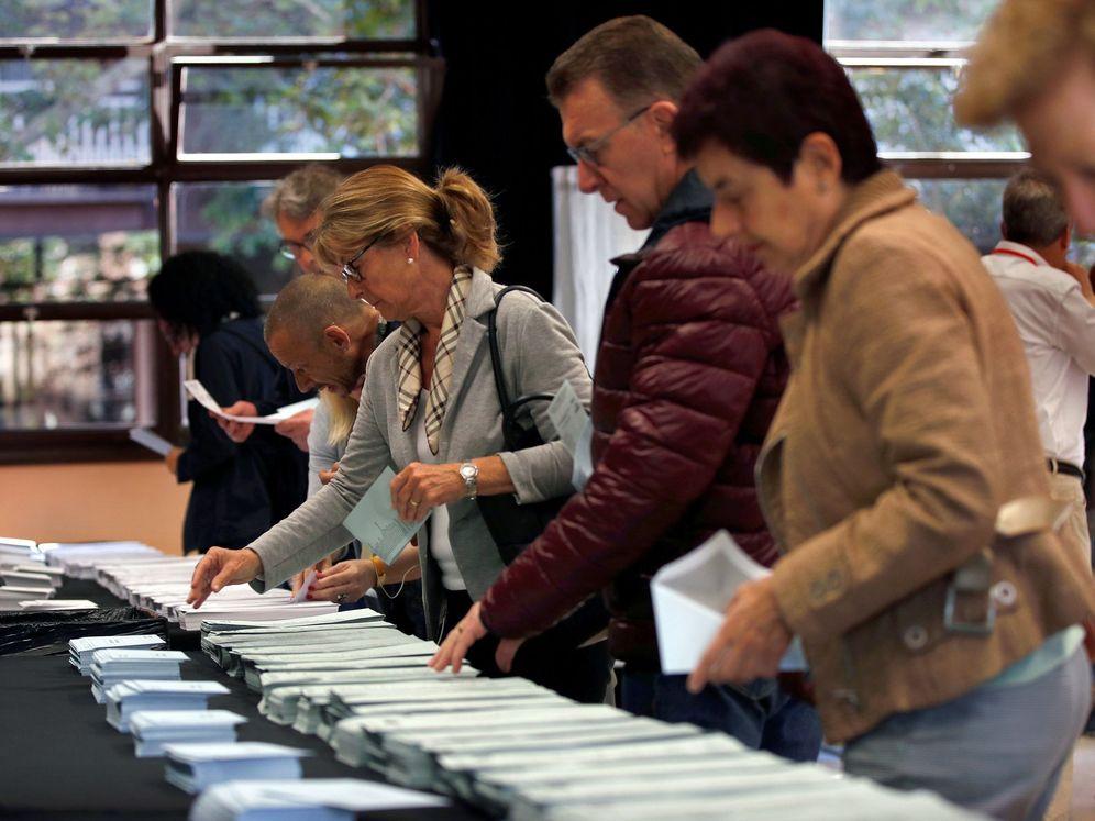 Foto: ¿Cuántos votos vale un escaño en cada una de las provincias de España?