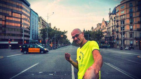 Raül Romeva descontecta en la Radikal Swim de la Costa Brava el fin de semana