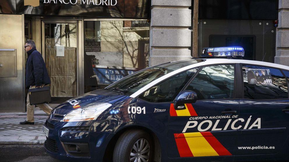 Anticorrupción teme que Banco Madrid haya borrado datos