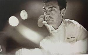 Ramón Freixa, la alianza del sabor ibérico Gran Reserva, en 5 platos