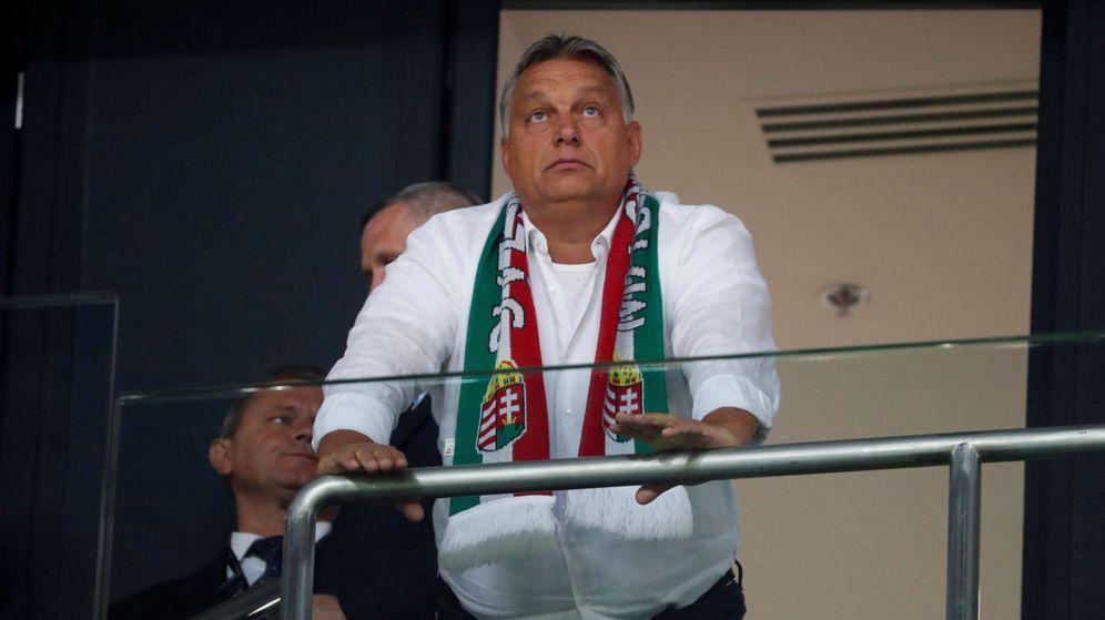 Foto: Viktor Orban. (Reuters)