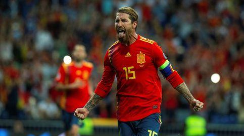España, huérfana desde el punto de penalti: sin Sergio Ramos no hay un especialista