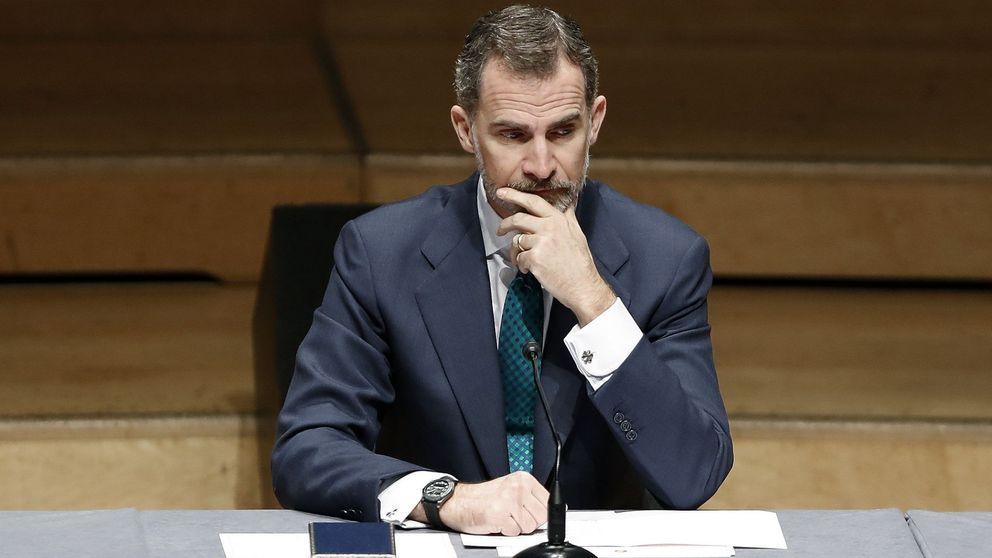 El Rey se citó en Barcelona con los empresarios de la 'tercera vía' catalana