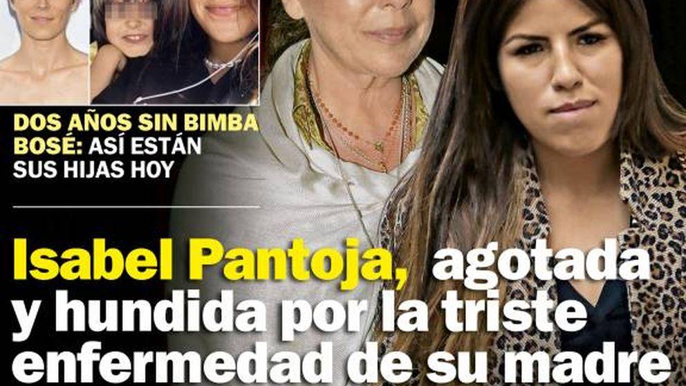 Los secretos de don Juan Carlos y la tristeza de Isabel Pantoja