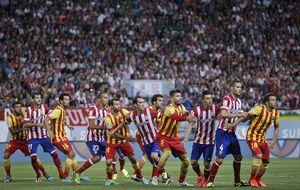 Barcelona y Atlético  pelearán por la Supercopa en 'dos días'