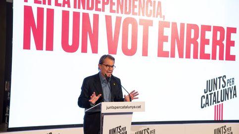 Artur Mas maniobra para volver a la política al vencer su inhabilitación