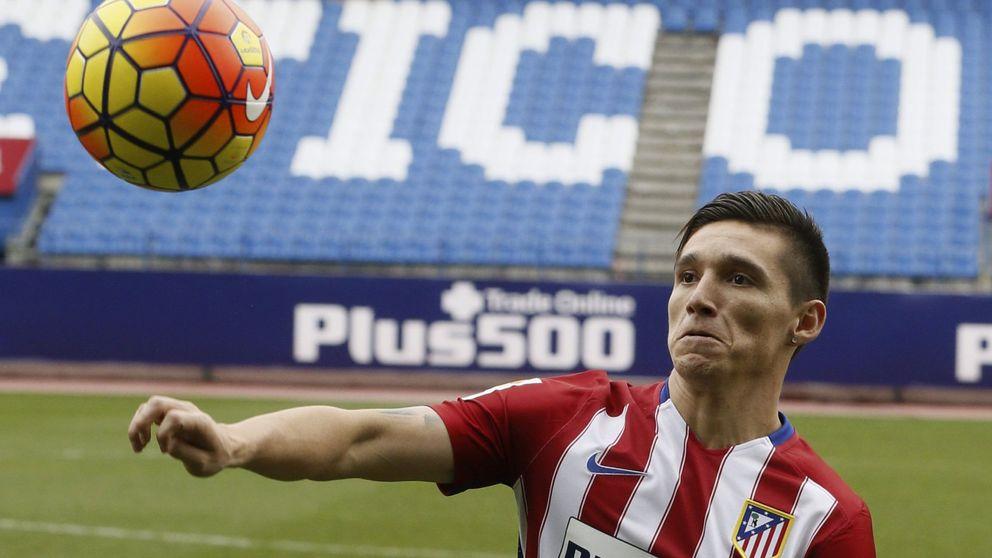 Kranevitter: Venir al Atlético de Madrid es una oportunidad única para mí
