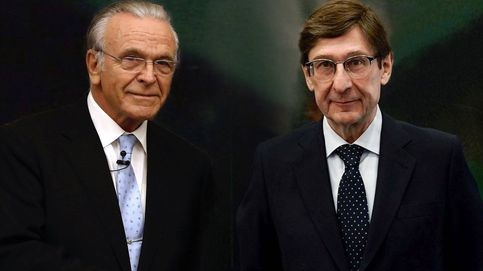 Fainé y Goirigolzarri: los dos protagonistas de la fusión bancaria, en la intimidad