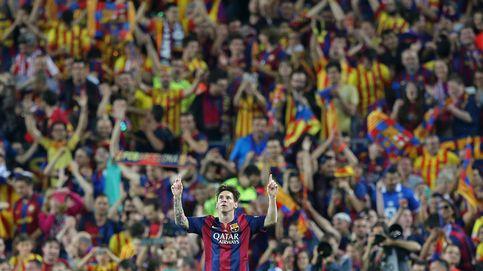 Leo Messi y la sonrisa de un genio lanzado a por el Balón de Oro