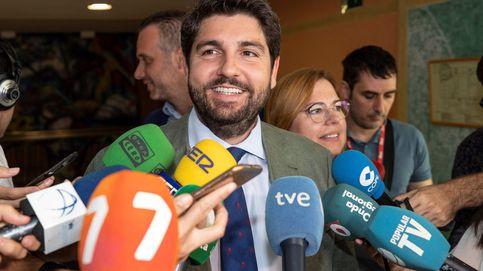 Segunda intentona: PP, Cs y Vox se reúnen para desbloquear la investidura en Murcia