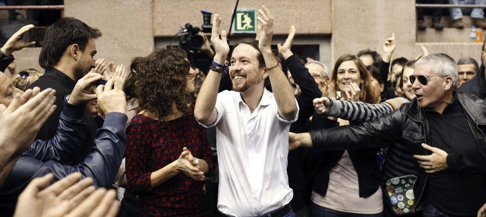 Foto:  El secretario general de Podemos, Pablo Iglesias (EFE)