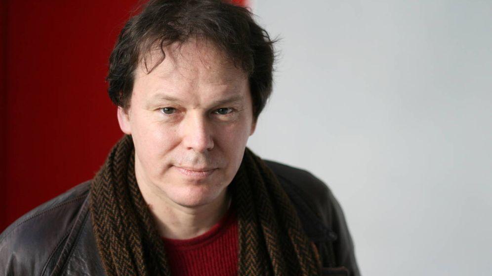 Foto: Graeber, un anarquista en la LSE. (Melville House Publishing)