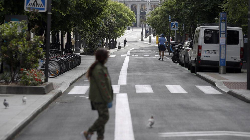 Foto: La Comunidad de Madrid no pasa de fase. EFE