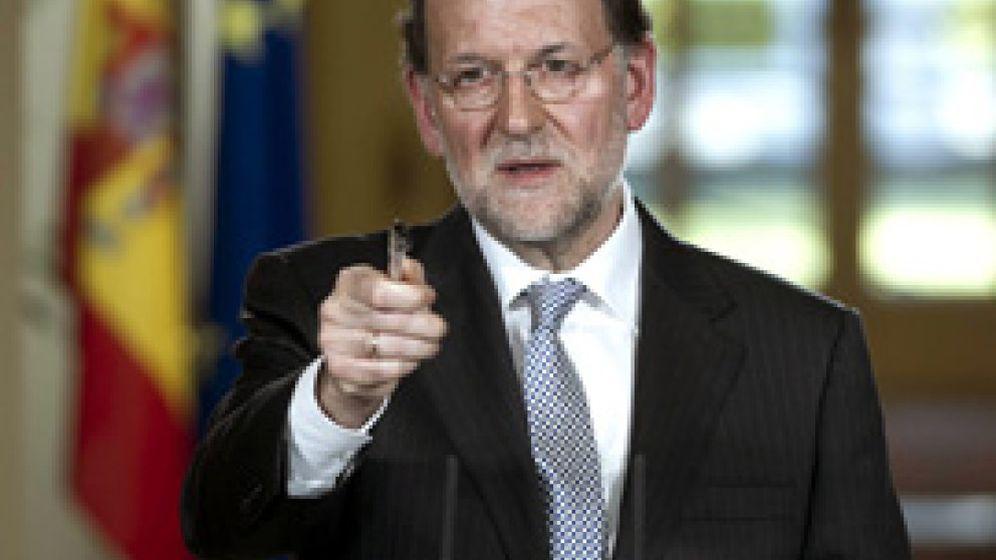 Foto: Rajoy pide a Alemania que impulse el crecimiento en  una entrevista a 'Financial Times'