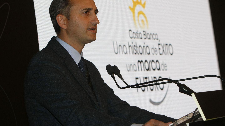 El presidente de la Diputación de Alicante, César Sánchez, cuya institución recurrió el decreto de plurilingüismo de la Generalitat. (EFE)