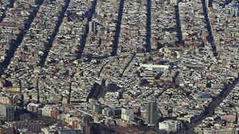 'Barcelona, capital del país', reza el texto.