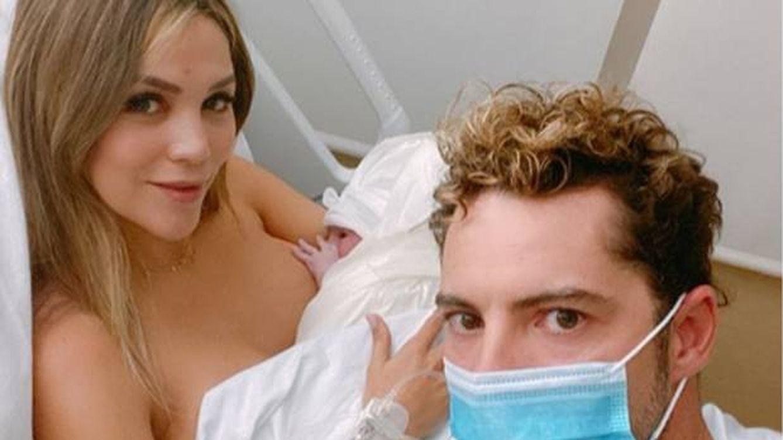 David Bisbal y Rosanna Zanetti han sido padres por segunda vez