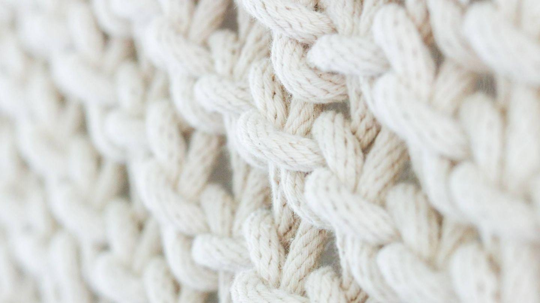 Detalle de lana. (Unsplash)