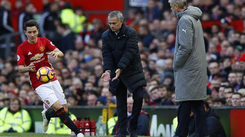 Por fin he perdido contra el Arsenal, ironiza Mourinho tras el 1-1 de Giroud