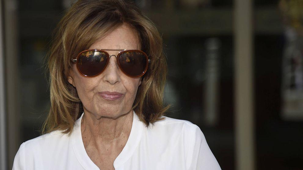 María Teresa Campos cumple 75 años enamorada y ya recuperada