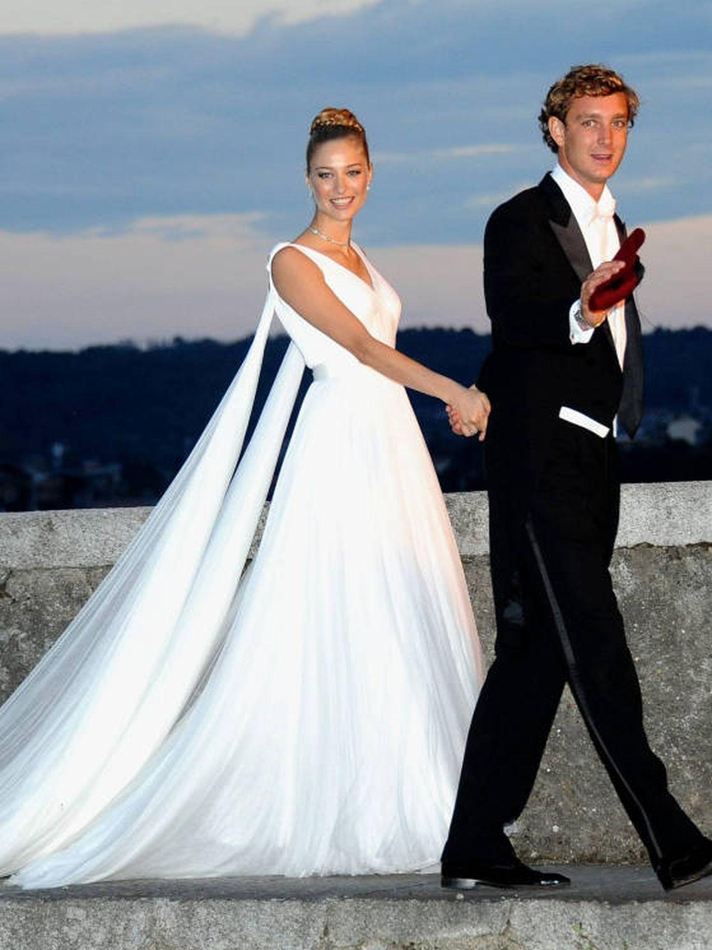 Pierre Casiraghi y Beatrice Borromeo. (Cordon Press)