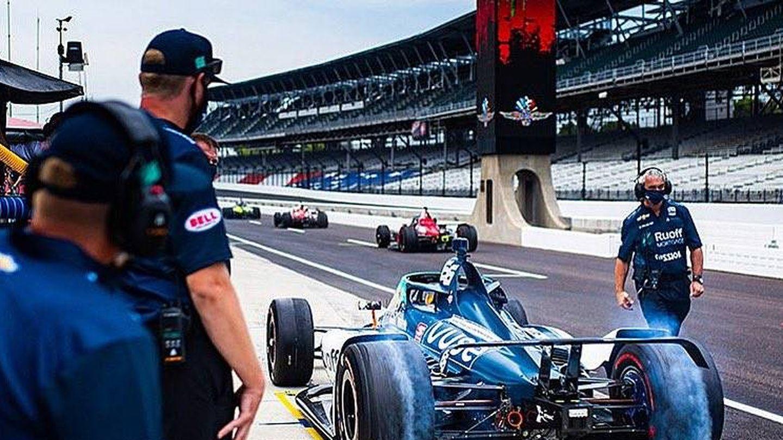 Problemas con el embrague terminaron por frustrar cualquier opción de Alonso (EFE)