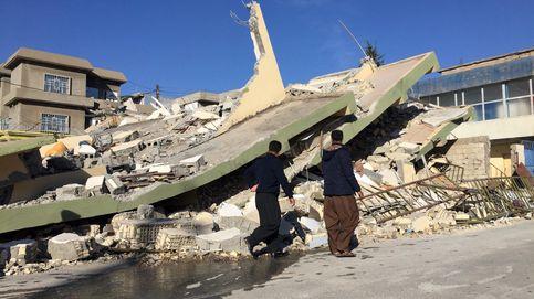 Un terremoto deja más de 400 muertos y 7.000 heridos en la frontera irano-iraquí