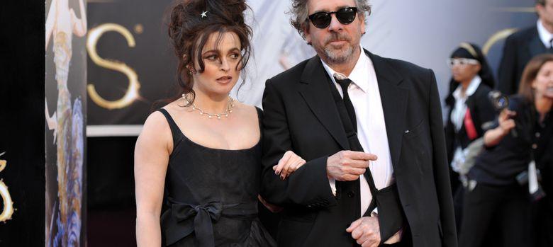 Foto: Helena Bonham-Carter y Tim Burton, en una imagen de archivo (I.C.)
