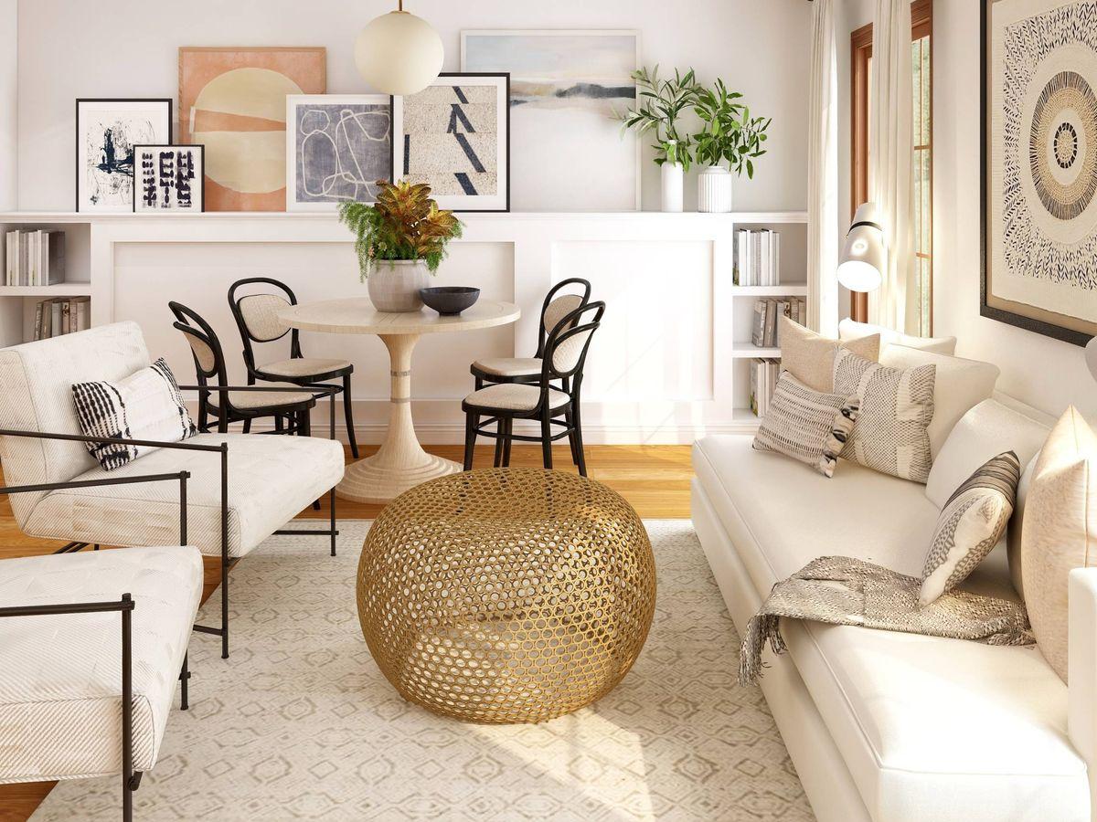 Foto: Cómo colocar los muebles en el salón. (Collov Home Design para Unsplash)