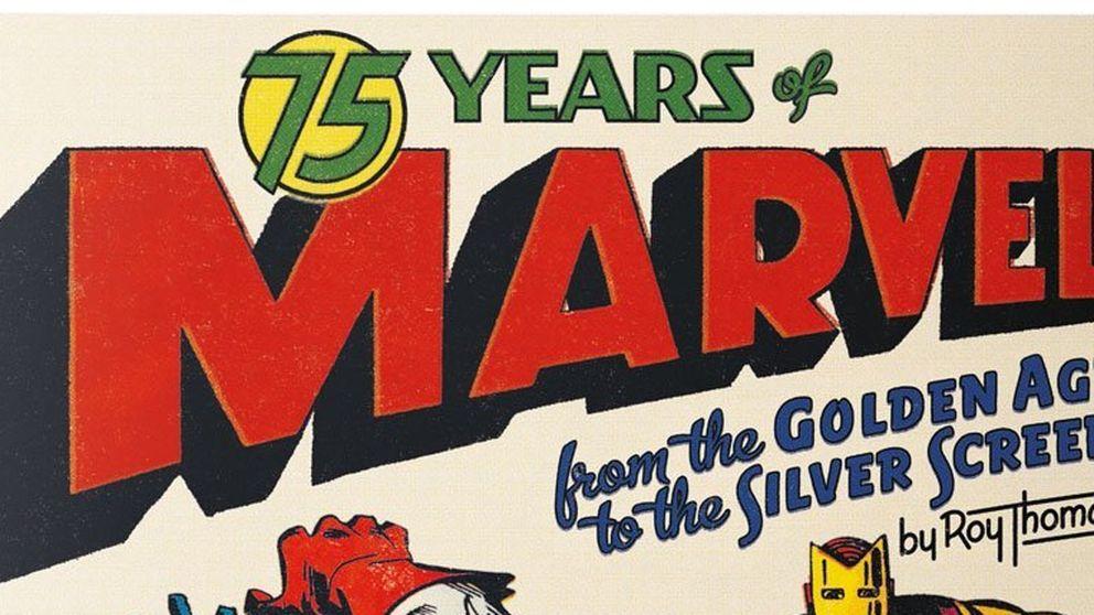 Los superhéroes de Marvel se hacen abuelos