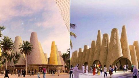 ¿Plagio o coincidencia? España y Austria llevan a la Expo dos pabellones gemelos