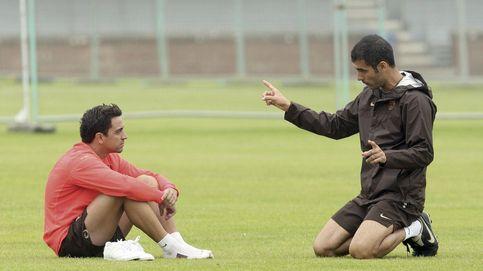 Xavi, el talibán de Guardiola o la fábula del 'toque-toque'